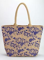 Earthyy Bags Natural Jute Colour Jute Stylish Beach Bags