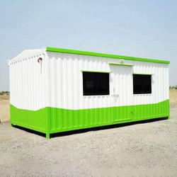 Prefabricated Warehouse Portable Cabin