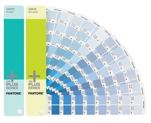 Pantone Cmyk Color Guide Coated Uncoated At Rs 6000 Piece Shade