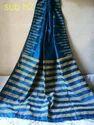 Cotton Silk Gitcha Jamdani Saree With Blouse Piece