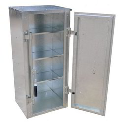Metal Storage Locker