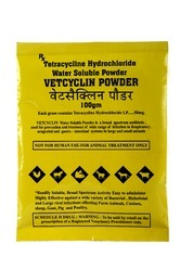 VETCYCLIN - Tetracycline HCL Powder