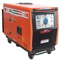 GE-7000DS Portable Diesel Generator Silent