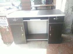 Exporter of Study Table & Medium Size Wardrobes by Champion