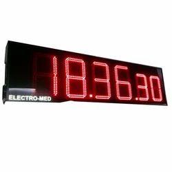 LED Display Clocks