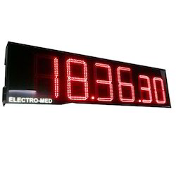 12 Inch Jumbo LED Clock