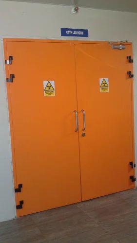 Clean Room Doors X Ray Lead Door Exporter From Pune