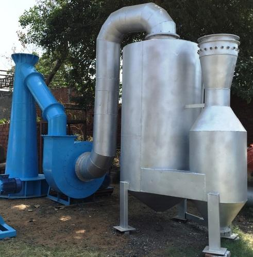 Industrial Scrubber - Venturi Scrubber Manufacturer from Chennai