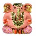 Wooden Ganesha Seth WP004