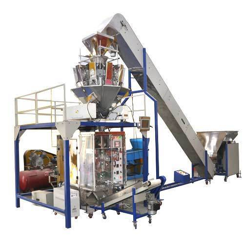 Om Multi Head Weigher Cup Filler Machines, 230 V, Automation Grade:  Automatic, Rs 1450000 /unit   ID: 13049718230