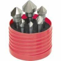 8-25mm 90deg HSS- Cobalt S/S Countersink Set
