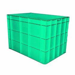 Rectangular Solid Box Jumbo Crate, Capacity: 40 Kg