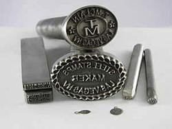 Steel Stamp Stamping Tools Machine