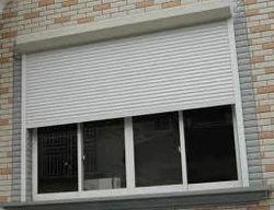 Automatic Aluminium Shutter