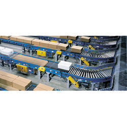 Industrial Automated Conveyor System