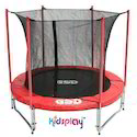Trampoline with Safety Net (8')