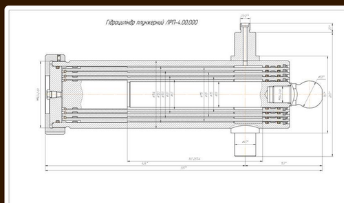 Telescopic Cylinders Telescopic Multistage Cylinders