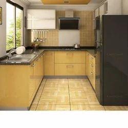 High Quality U Shaped Modular Kitchen