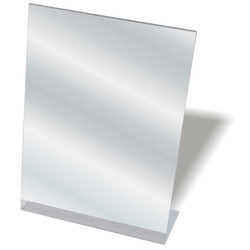 Acrylic Single Sided Slanted