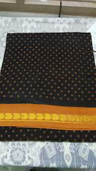 OSP Brand Traditional Madurai Sungudi Cotton Sarees Without Blouse