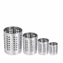 PRITI 4PCS Cutlery Holder, For home, hotel, Round