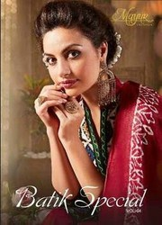 Mayur Batik Dress Material