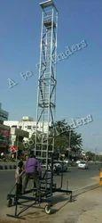 Electric Pole Maintanance Ladder