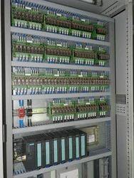 Automatic Simatech Automation PLC Control Panel