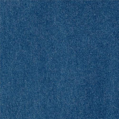Knit Indigo Denim Jersey Fabric Knit Indigo Denim