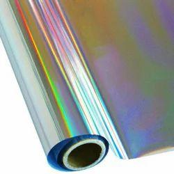 Holographic Aluminium Foil