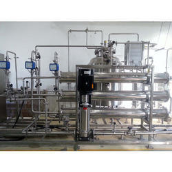 Membrane Filtration Ultra-Pure Water Generation Systems, Automation Grade: Automatic, Vertical