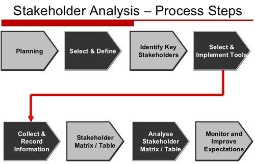 Stakeholder Analysis Services In Safdarjung Enclave, New Delhi