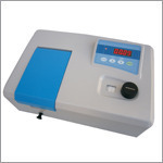 Microprocessor Visible Spectrophotometer - (IMS-06)
