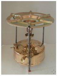 Brass Kerosene Pressure Stove, Paraffin Pressure Stove