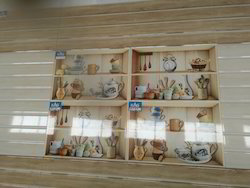 Wall Tiles For Kitchen, Thickness: 10 mm