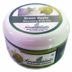 Aromablendz Green Apple Body Gel