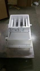 HEPA Terminal Box With Damper