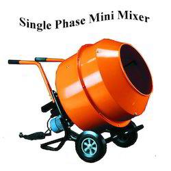 Single Phase Mini Mixers