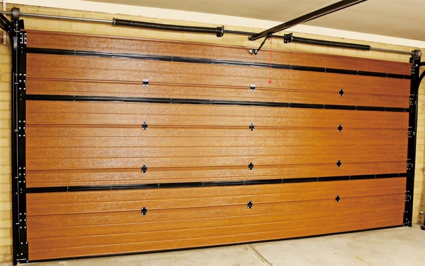 Sectional Garage Door at Rs 1750/square feet | Kalasipalya | Bengaluru| ID:  10649484030