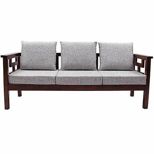 Exceptional Teakwood Sofa Set