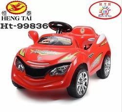 Red Ht-99836 Battery Operated Car