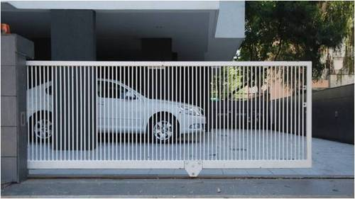 Cantilever Gates Sliding Door Gate Service Provider From