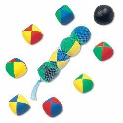 Multicolor Vinex Juggling Ball