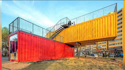 Containerized Cabins
