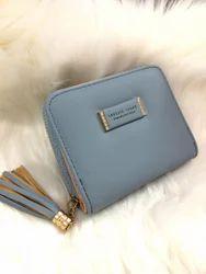 Ladies  Zip Type Pocket Wallets