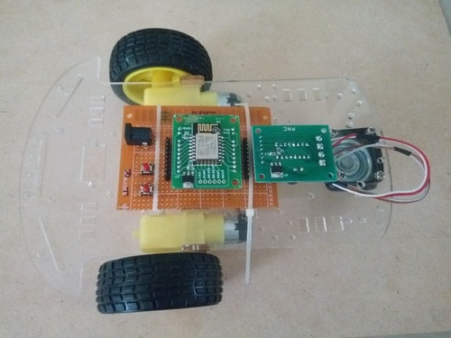 Wifi Controlled Robot Science Projects