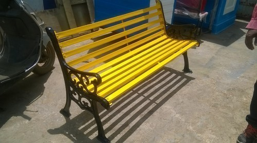 Outdoor Benches Metal Garden Bench Manufacturer From Mumbai
