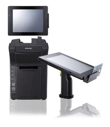 Black Posiflex MT-4308W Mobile POS, Screen Size: 8 Inches