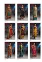 ganga suit dress material for ladies