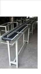 MS Belt Conveyor with VFD